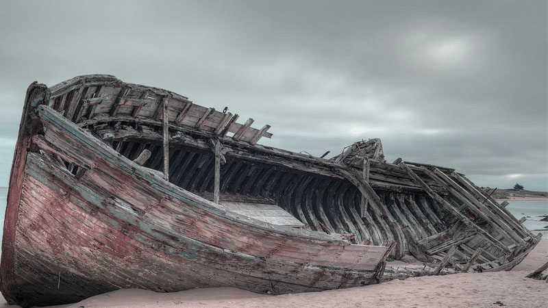 Shipwrecked in the Sands of Time:  Lessons from History