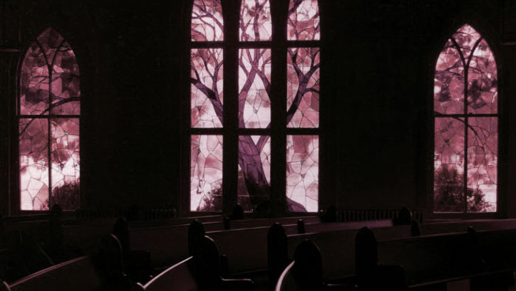 Meditations and Musings, in a Church, on Mother'sDay