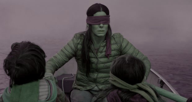 Netflix's 'Bird Box' Contains Clear Coding on Continuing in Cataclysms